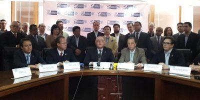 Sector empresarial acciona en contra del presupuesto y los impuestos