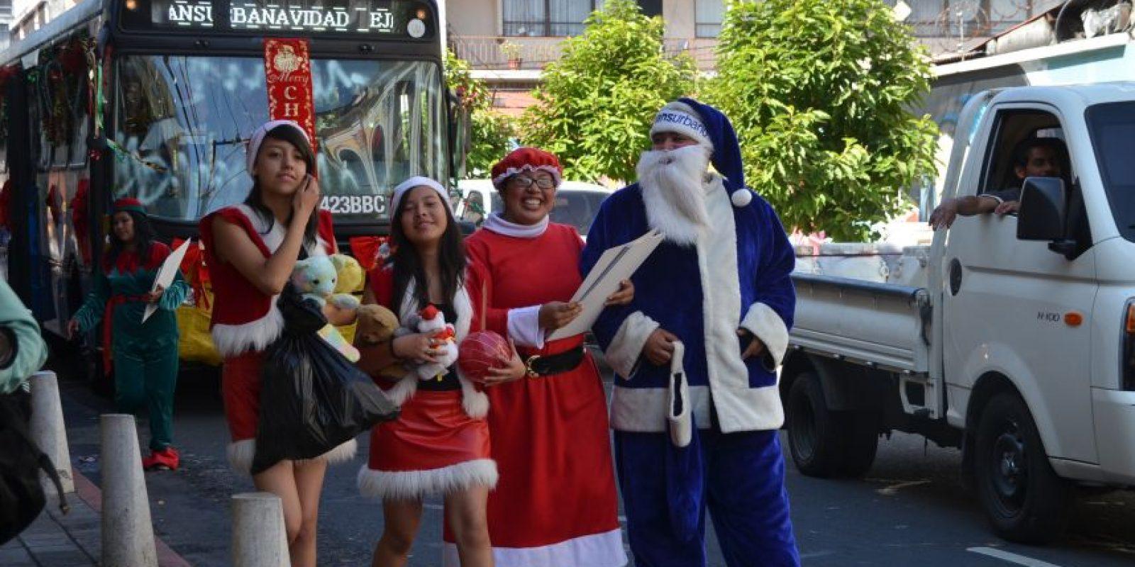 Feliz Navidad y próspero Año Nuevo. Foto:José Castro