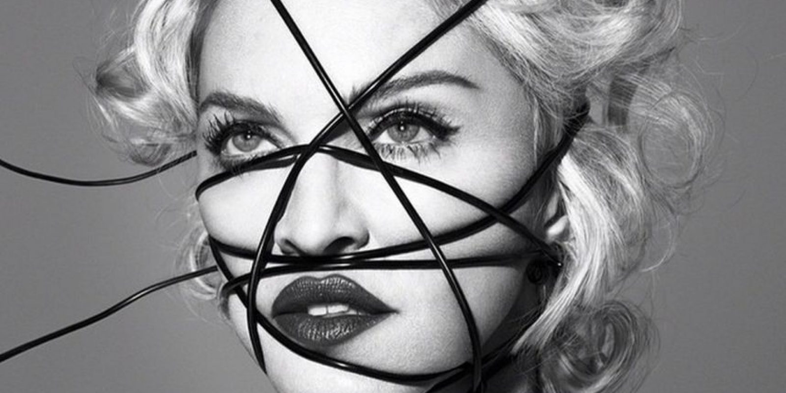 La portada de su más reciente disco Foto:Instagram @madonna