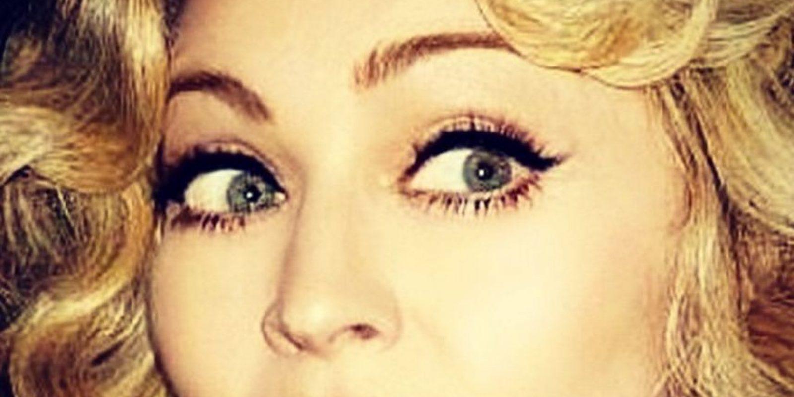 El mes pasado comenzaron a aparecer temas de Madonna en Internet todavía no lanzados Foto:Instagram @madonna