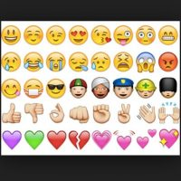 7. Que sólo se comuniquen con emoticones. Foto:Tumblr.com/Tagged/-Whatsapp