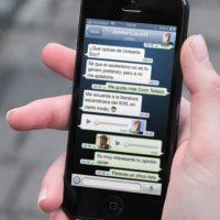 4. Que manden mensajes de voz cuando saben que estamos en una junta o en clase. Foto:PPixabay