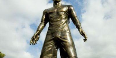 Fotos. Ronaldo ya tiene estatua