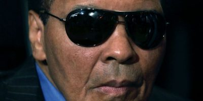 Muhammad Ali está hospitalizado