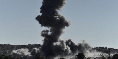 La coalición liderada por EE. UU ejecutó 12 nuevos bombardeos contra el ISIS