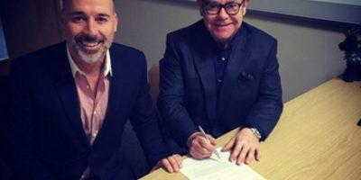 FOTOS. Elton Jonh y David Furnish oficialmente casados