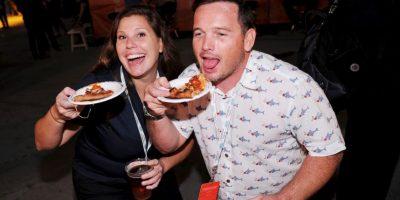 5. Como ir a comer pizza porque sabe que eres fan de la comida italiana. Foto:Getty Images