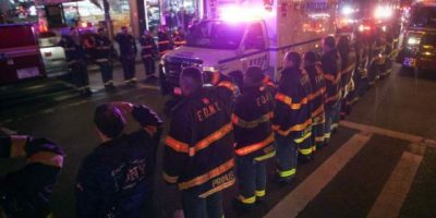 Hombre mata a dos policías en Nueva York y se suicida