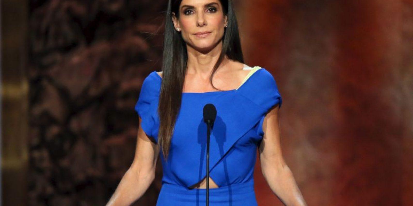 1. Sandra Bullock Foto:Getty Images