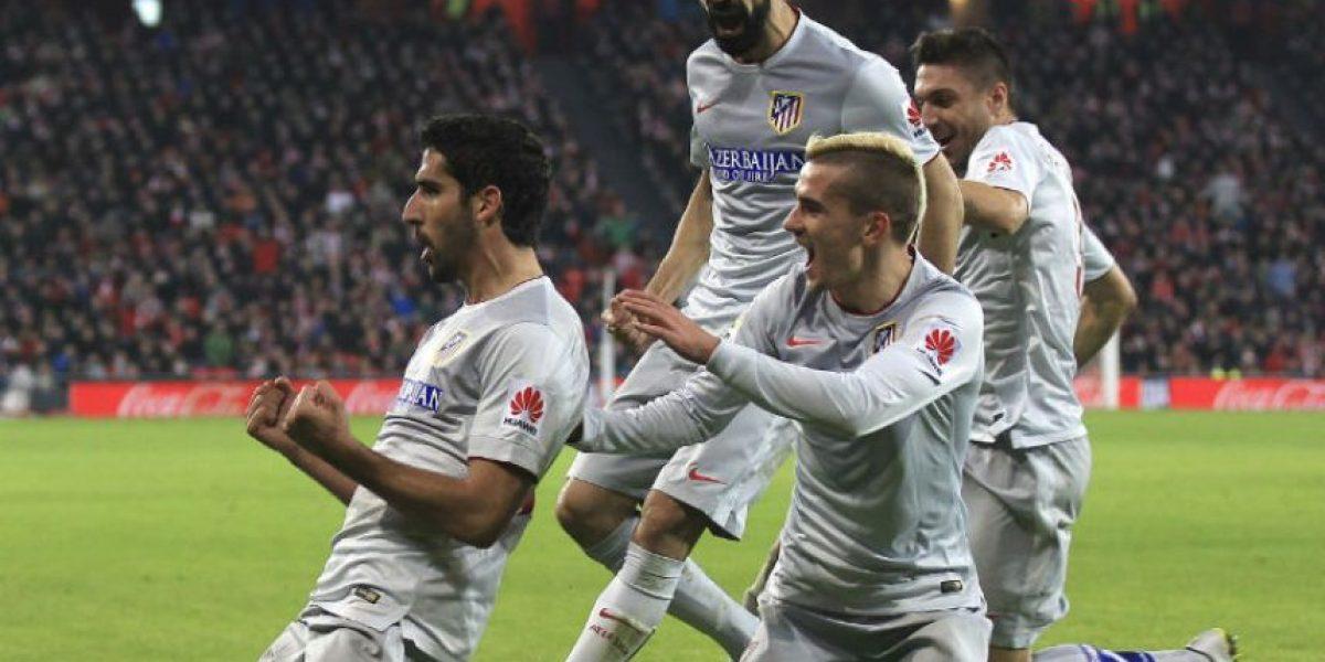El Atlético se consolida en el tercer lugar de la Liga española