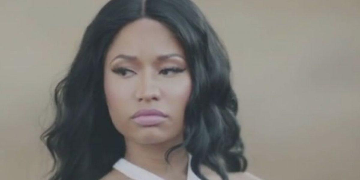 """Fotos: Nicki Minaj presenta el cortometraje """"The Pinkprint"""""""