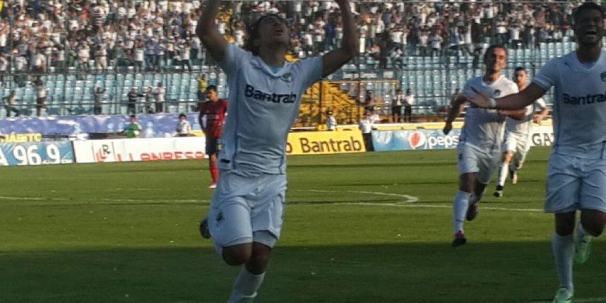 Comunicaciones gana 2-1 la final del Apertura y es pentacampeón