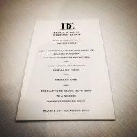 El menú de la fiesta Foto:Instagram @eltonjohn