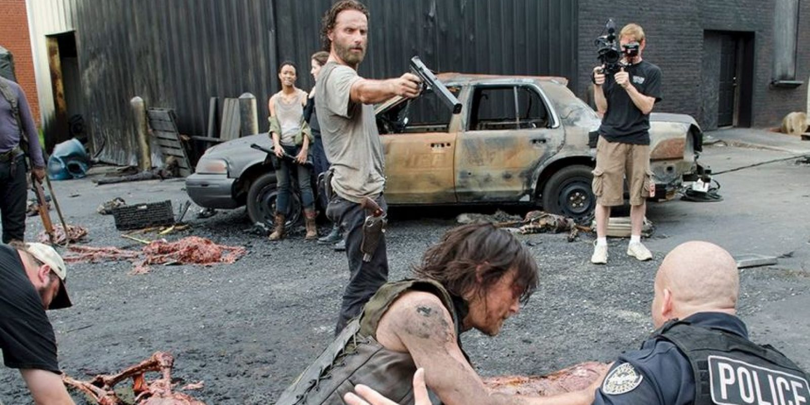 "Foto: Facebook ""The Walking Dead"""