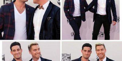 Faltó Justin Timberlake que se encuentra de gira Foto:Instagram