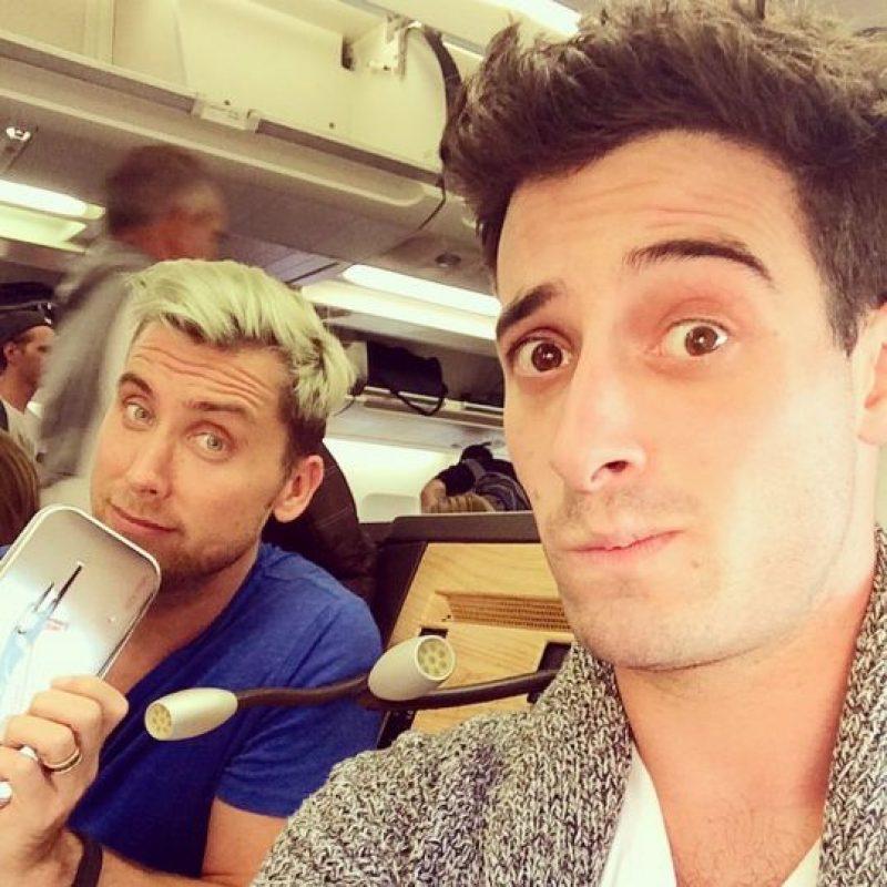 Se casaron en Los Ángeles Foto:Instagram