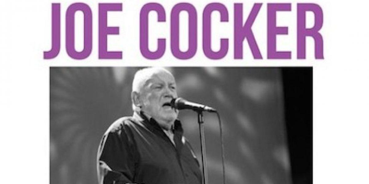 10 canciones para recordar Joe Cocker