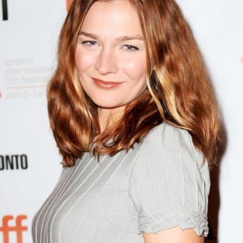 2012, Heather Burns Foto:Getty Images