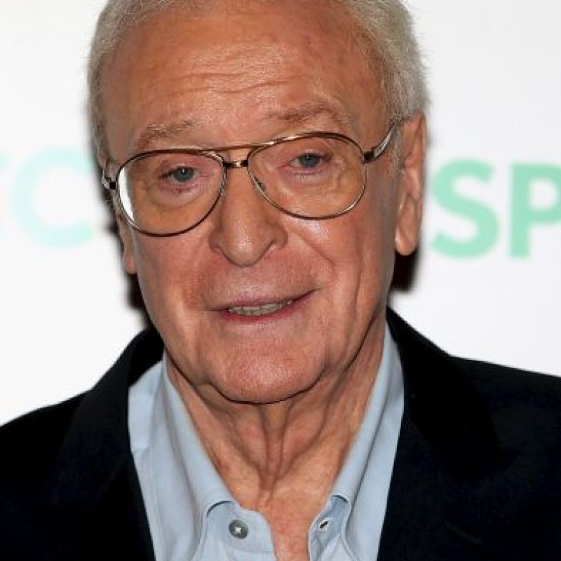 2014, Michael Caine Foto:Getty Images