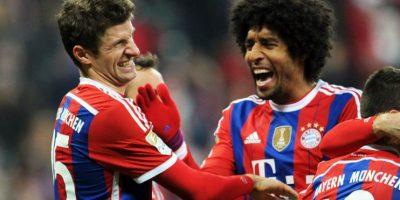 El Bayern de Múnich tiene un dominio aplastante