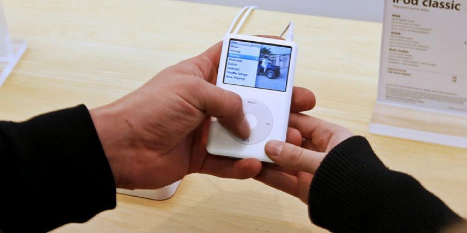 El iPod Classic