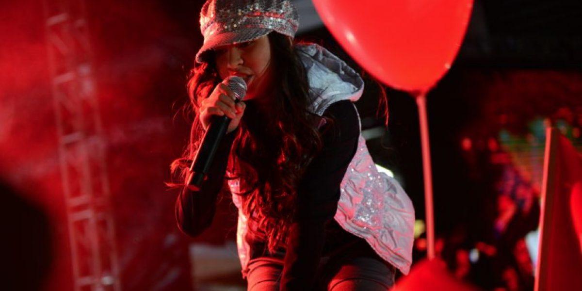 Fotos: Así fue el concierto de bienvenida de Karla Herrarte