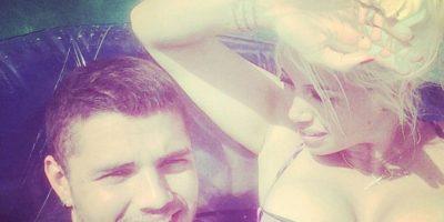 El argentino y la vedette muestran su amor en las redes Foto:Instagram: @wanditanara