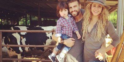 Gerrard Piqué y Shakira son novios desde 2010 y esperan a su segundo hijo. Foto:instagram.com/3gerardpique