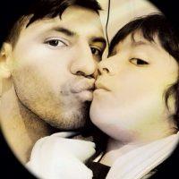 Sergio Agüero, jugador argentino. Foto:instagram.com/aguerosergiokun16