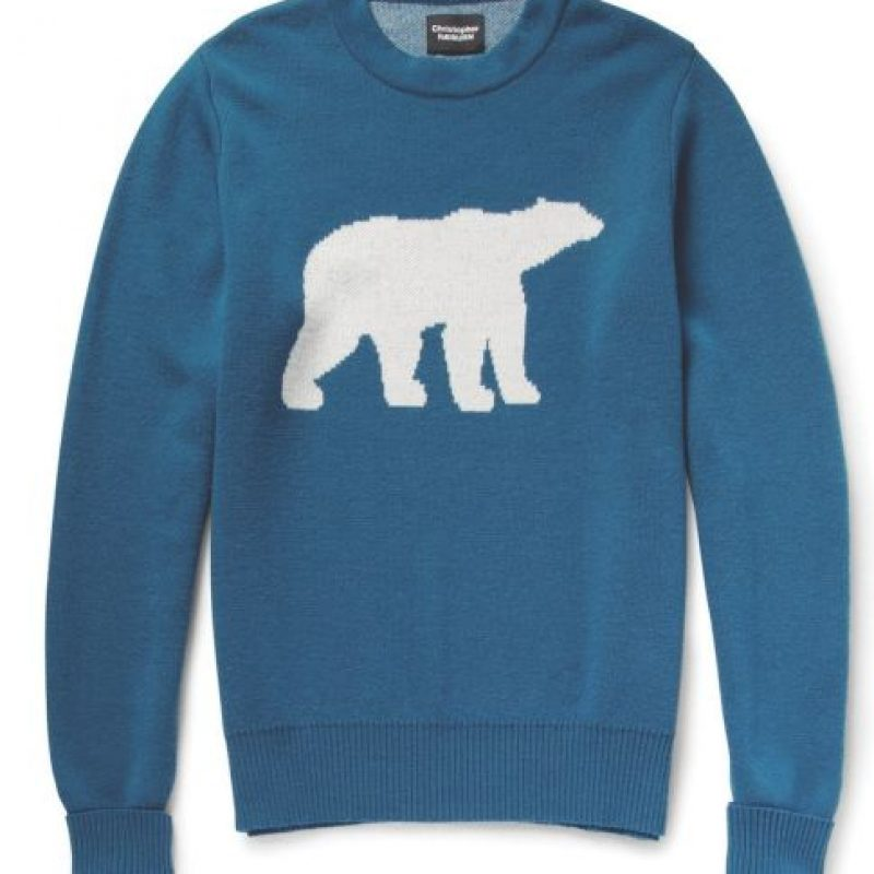 Suéter con Oso Polar Foto:mrporter.com
