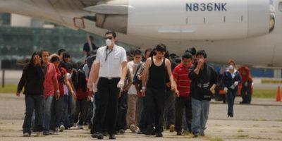 Aumenta la deportación de centroamericanos desde México