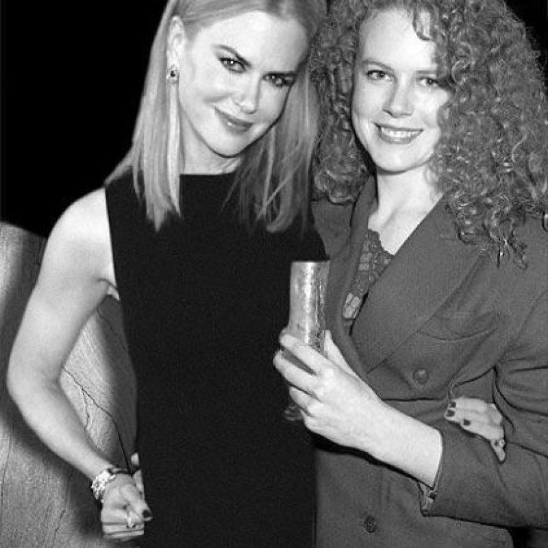 Nicole Kidman 1988 / 2013 Foto:recreoviral