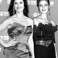 Catherine Zeta-Jones 1992 / 2013 Foto: recreoviral