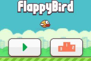 Flappybird Foto:Agencias