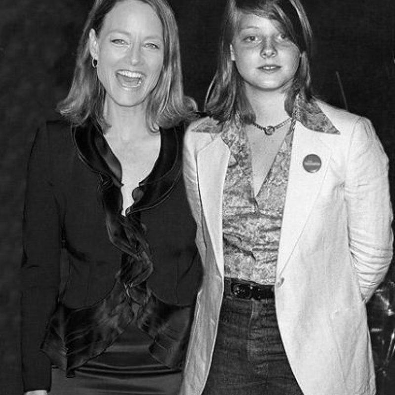 Jodie Foster 1977 – 2012 Foto:recreoviral