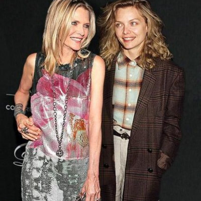 Michelle Pfeiffer 1986 / 2012 Foto: recreoviral