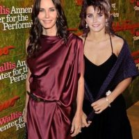 Courteney Cox 1987 / 2013 Foto: recreoviral
