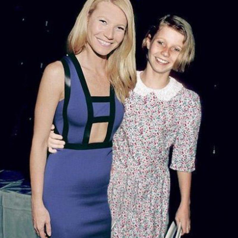 Gwyneth Paltrow 1985 / 2014 Foto:recreoviral