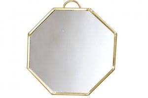 Piscis Del 19 de febrero al 20 de marzo (elemento: agua). Coloca un espejo octagonal en la pared que se encuentre enfrente de la puerta de tu casa, esto te protegerá de chismes y comentarios negativos. Foto:Tumblr.com/Tagged-espejo-exagonal