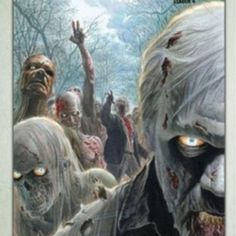 El cartel de edición limitada Foto:shopthewalkingdead.com
