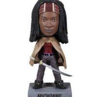 Una figura de Michonne Foto:vistoenpantalla.com