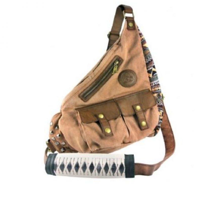 La original bolsa de Michonne Foto:vistoenpantalla.com