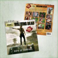 El calendario de la serie Foto:shopthewalkingdead.com