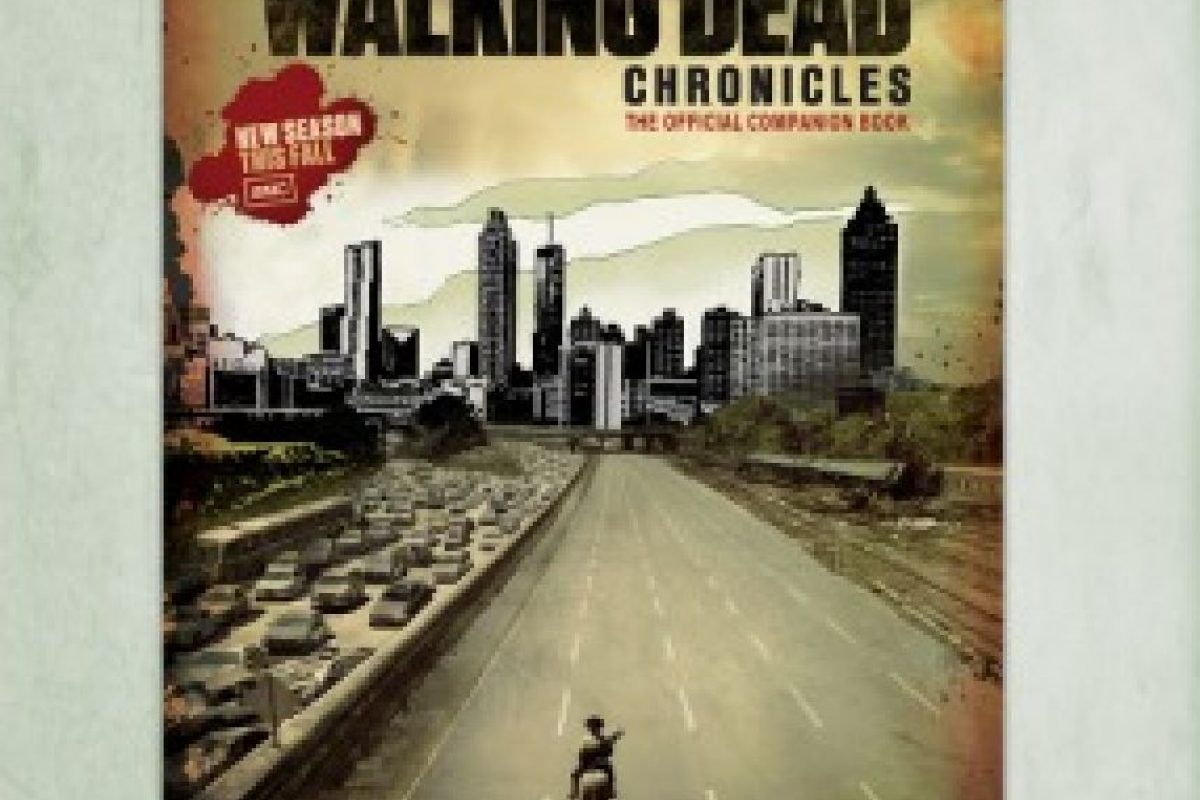 ¿Qué tal un libro? Foto:shopthewalkingdead.com