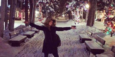 La socialité se la pasa bien en sus vacaciones de invierno Foto:Instagram @parishilton
