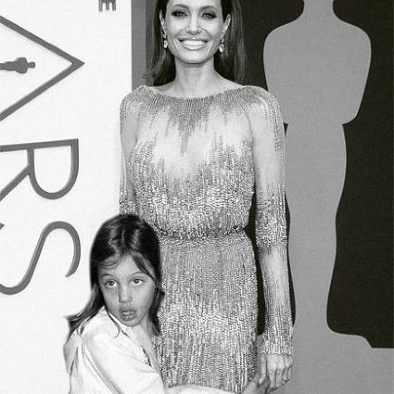 Angelina Jolie 1980 / 2014 Foto:recreoviral