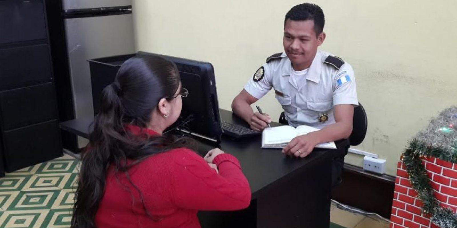 Mujeres denuncian los casos en las comisarías. Foto:PNC