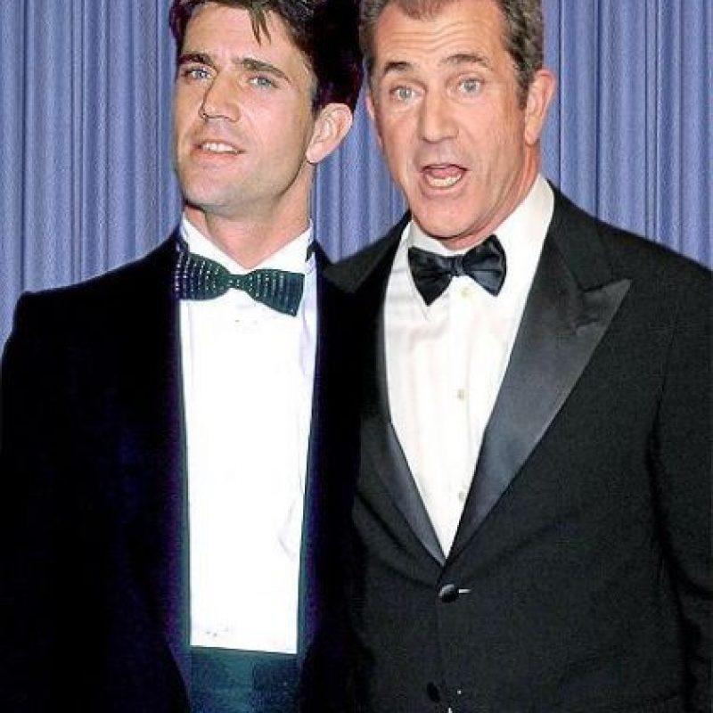 Mel Gibson 1984 / 2013 Foto:recreoviral