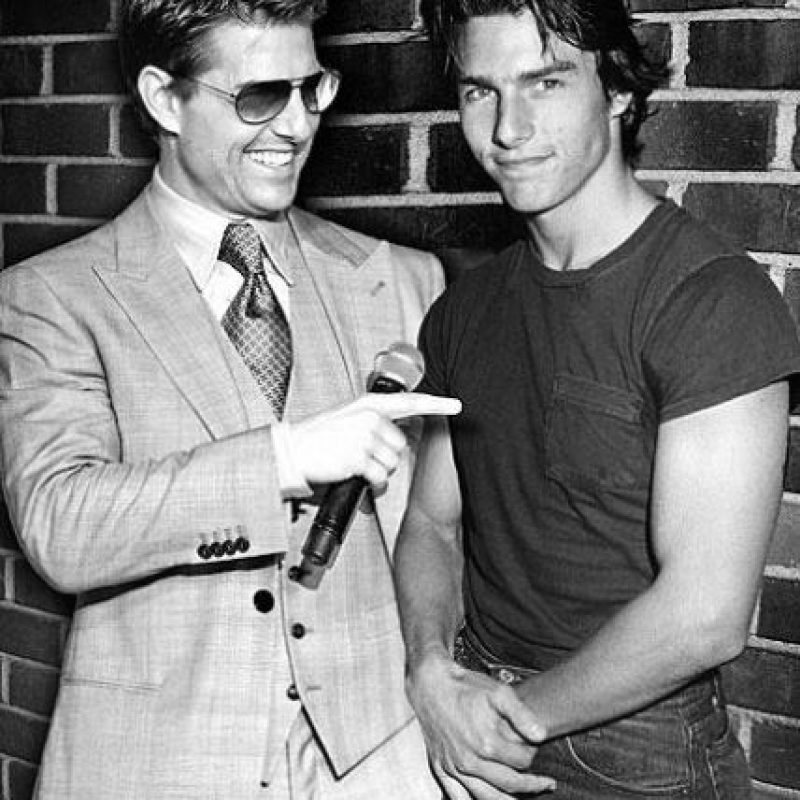 Tom Cruise 1983 / 2013 Foto:recreoviral