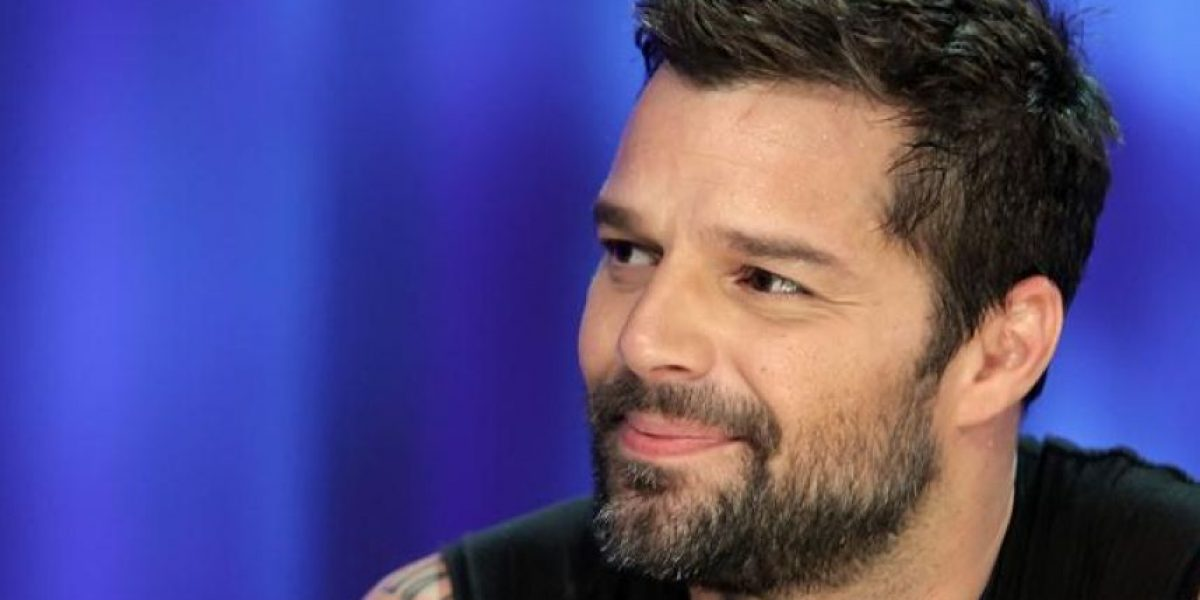 FOTO: Ricky Martin prepara el regalo perfecto, pero para San Valentín